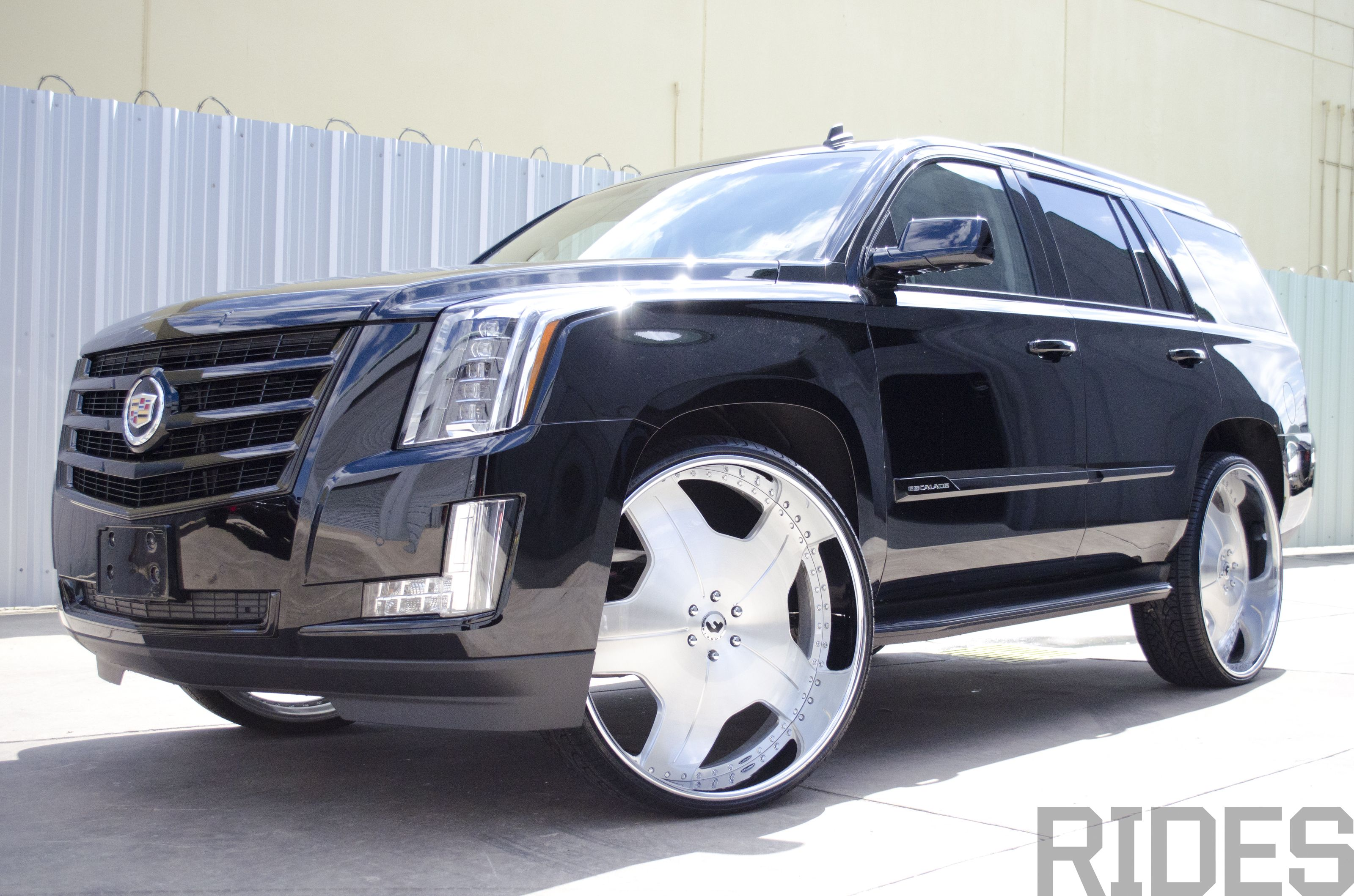 gaywheels cadillac ballsy interior is escalade esv brash