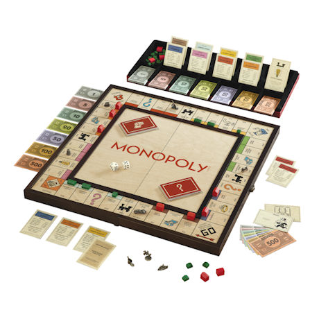 Monopoly Grand Folding Edition Monopoly Classic Games Movie Game