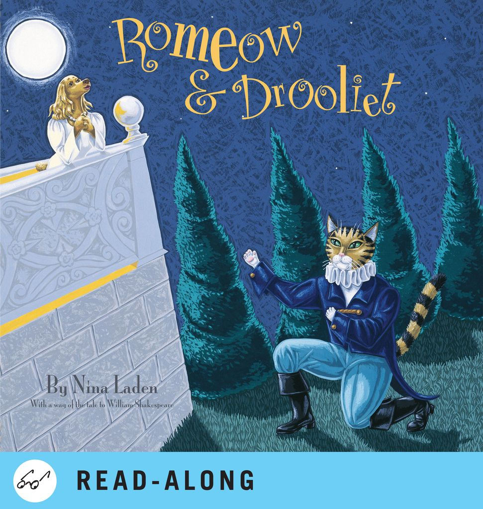 Read Romeow And Drooliet Online By Nina Laden Books Books Childrens Books Storyline Online