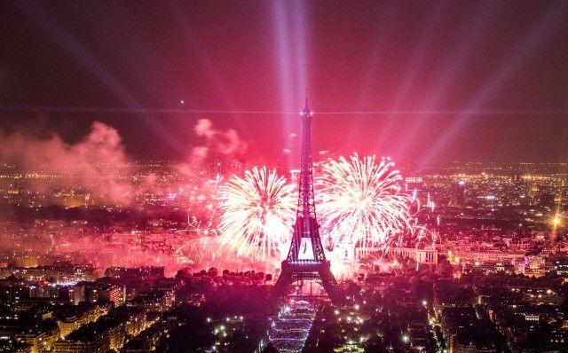 feu artifice 14 juillet 2013 Paris 9