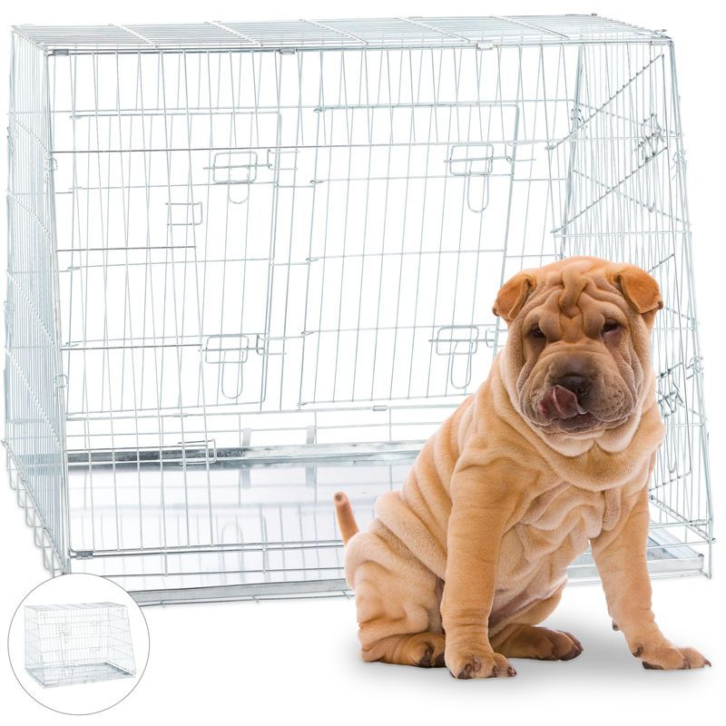 How To Crate Train A Puppy Crate Training Tips Dog Crate Dog Bed Dog Crate Furniture