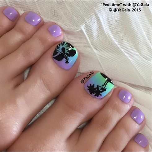 toe nail art yagala nails