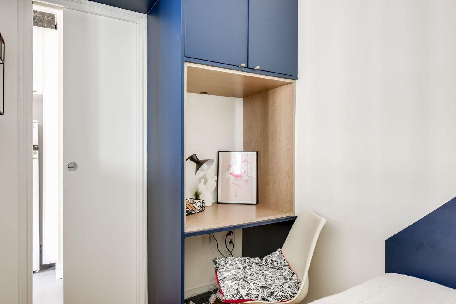 Amenager Des Placards Profonds 8 Astuces Petit Appartement
