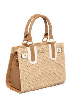 Mini Structured Tote Bag From Colette Hayman R549 90