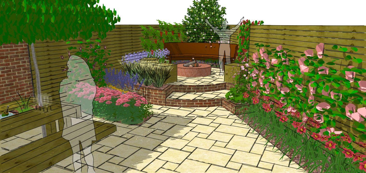 Garden Design Leigh on Sea Garden Landscaper Southend Es ... on