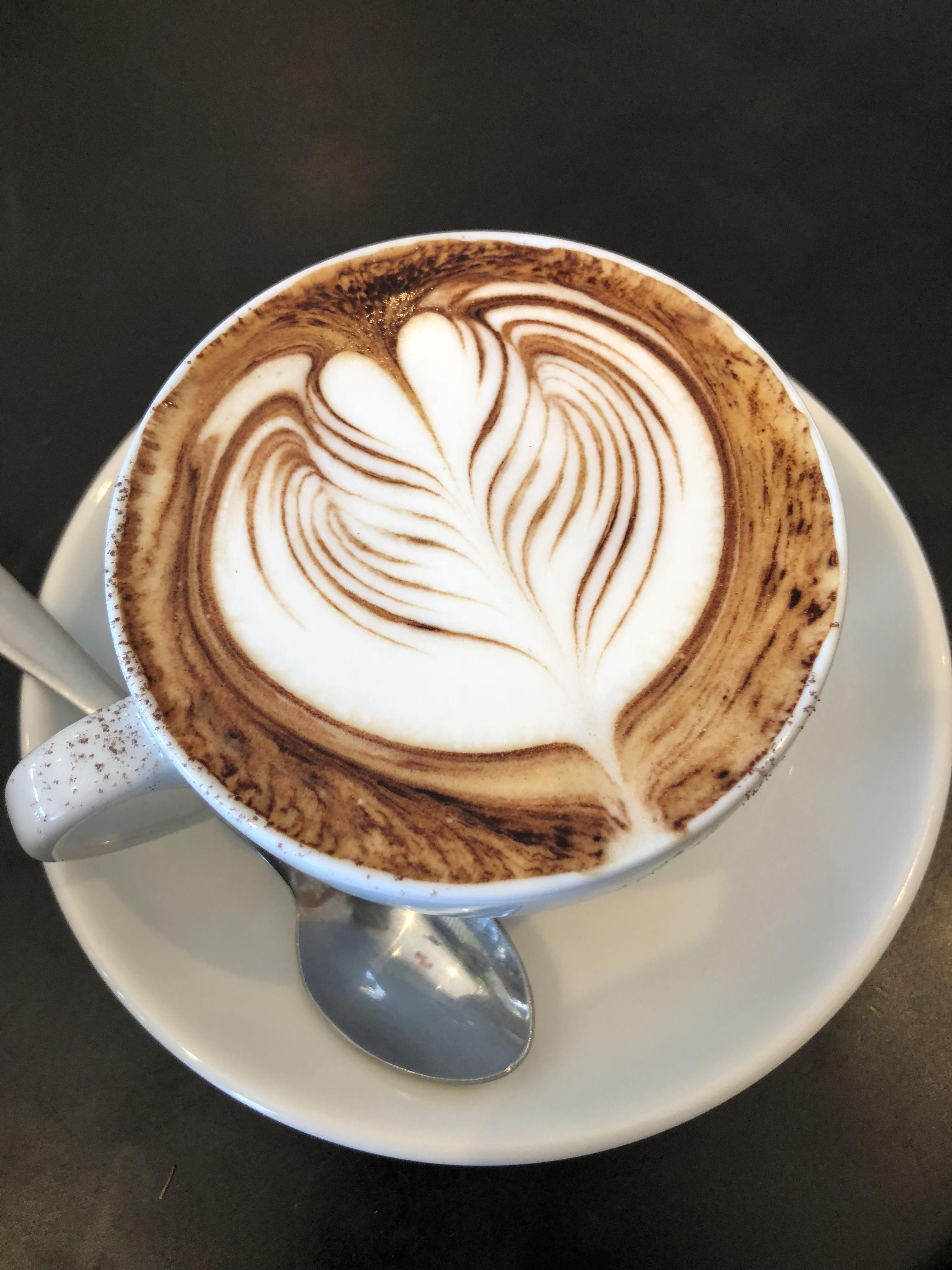 I Just Love Making Cappuccinos Coffee Cafe Espresso Photography Coffeeaddict Yummy Barista Gourmet Coffee Cappuccino Coffee Coffee Roasting