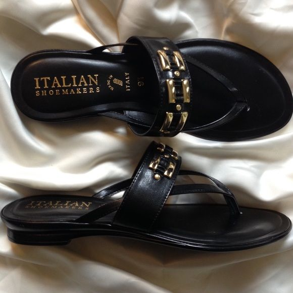 Italian Shoemakers sandles Excellent condition!!! Bundle your order and save 20%!!! Italian Shoemakers Shoes Sandals