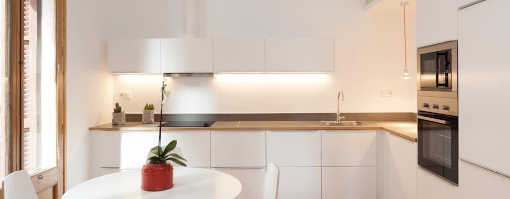 Cómo limpiar muebles de cocina amarillentos | TRUCOS | Limpiar ...