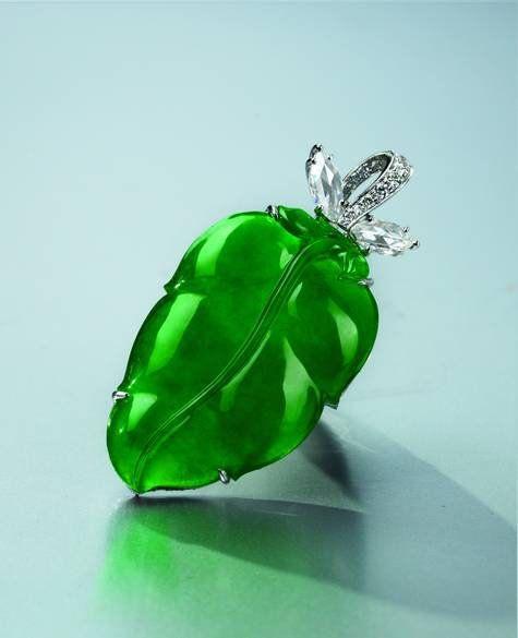 Image result for jadeite high jewellery