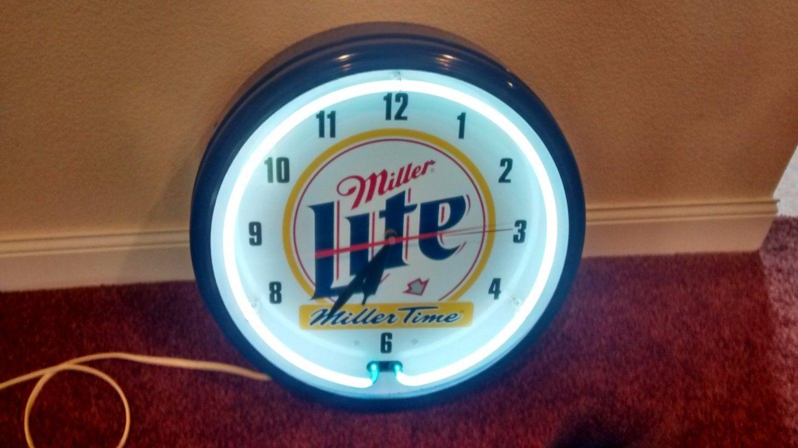 neon clocks made in usa