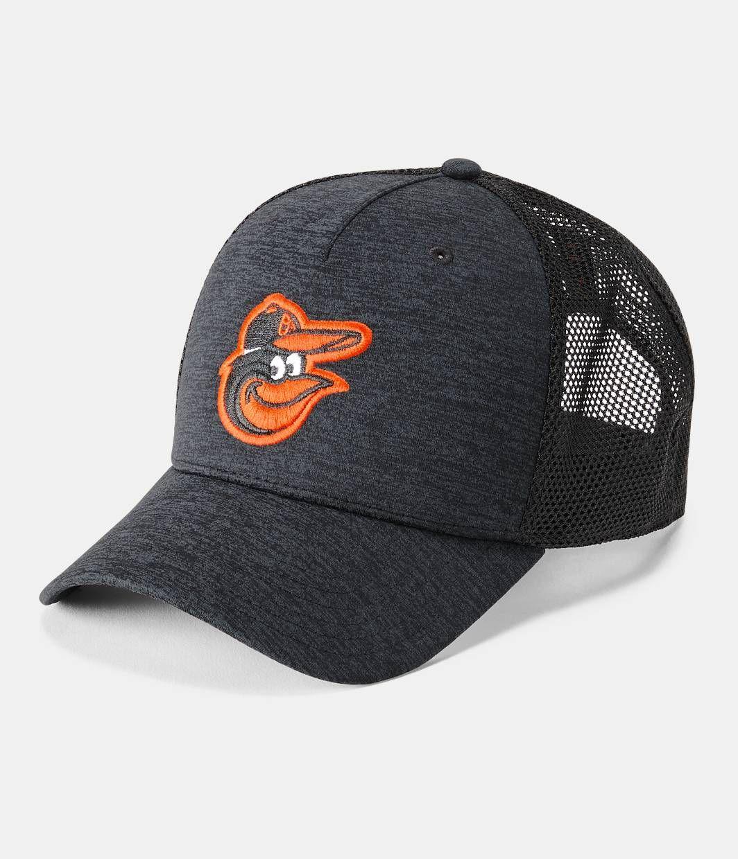 bb455692ebef3 Men s MLB Twist Trucker Cap