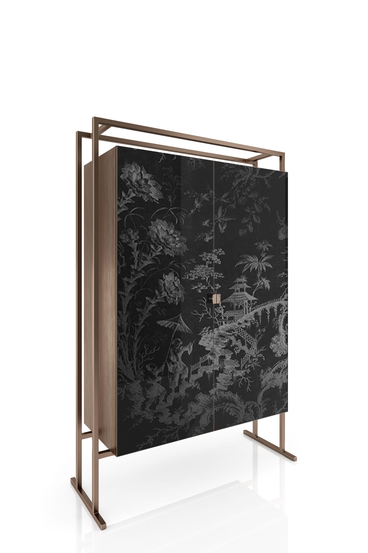 cabinet marco polo by giovanni luca ferreri for arte veneziana slaapkamer commode design bedroom