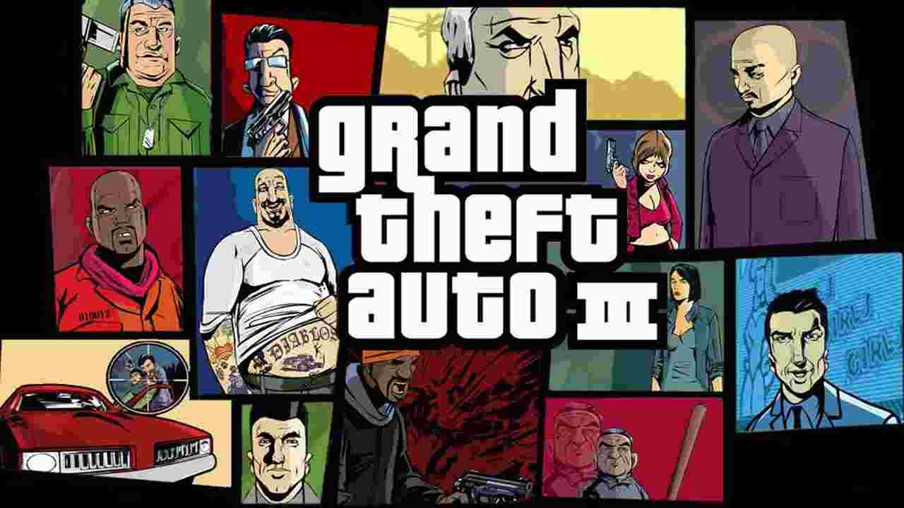 Grand theft auto GTA 3 Highly Compressed in 1 MB | android games
