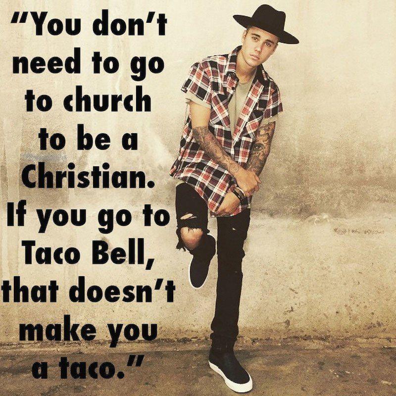 Justin Bieber Dumb Taco Justin Bieber Quotes Justin Bieber Motivational Lines