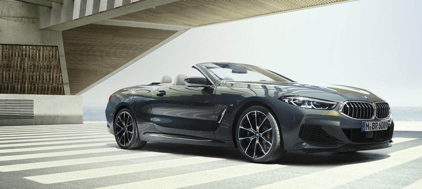 Das Bmw 8er Cabriolet Ist Der Pionier Neuer Freiheit Ein Exklusiver