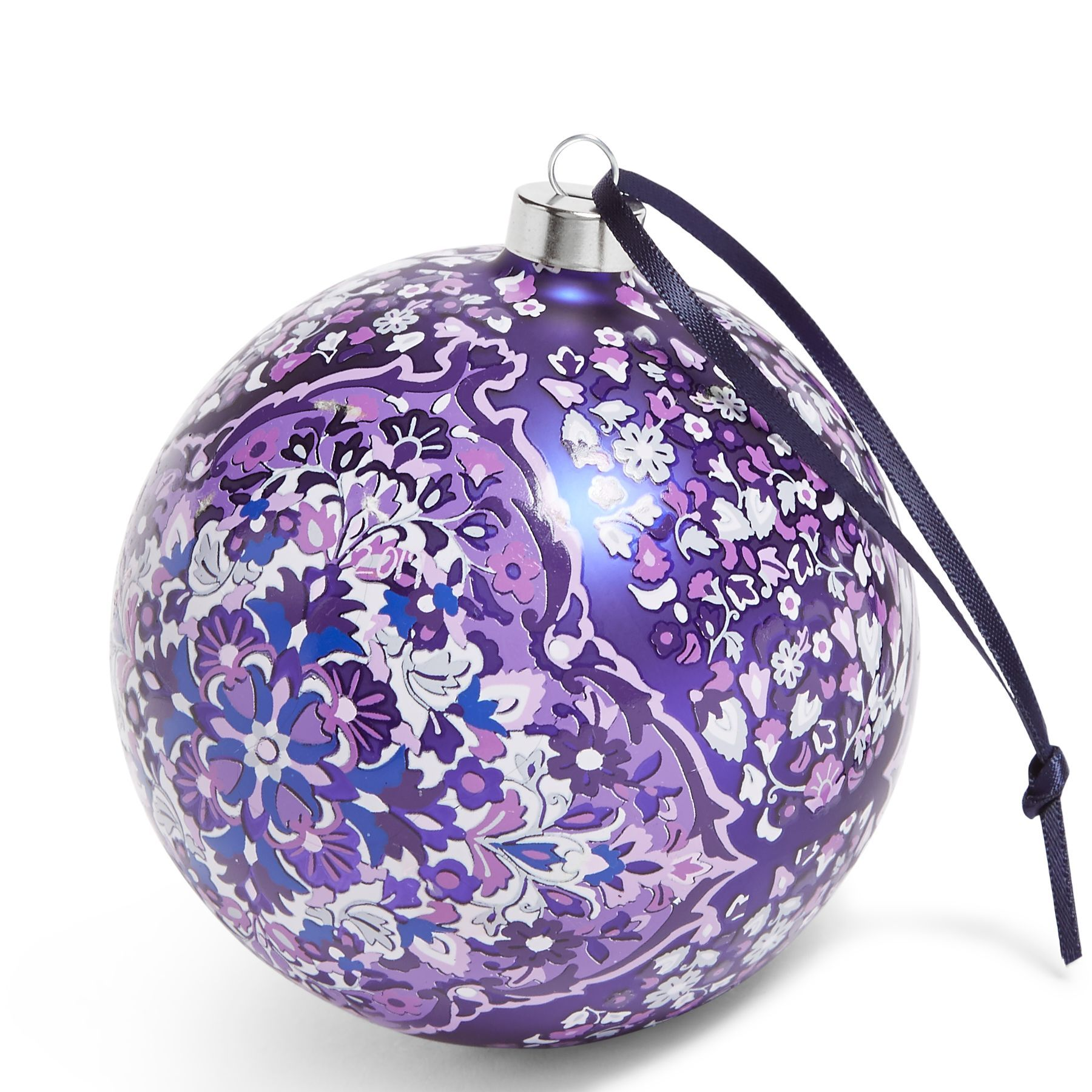 Ornament in 2020 Ornaments, Vera bradley, Christmas bulbs