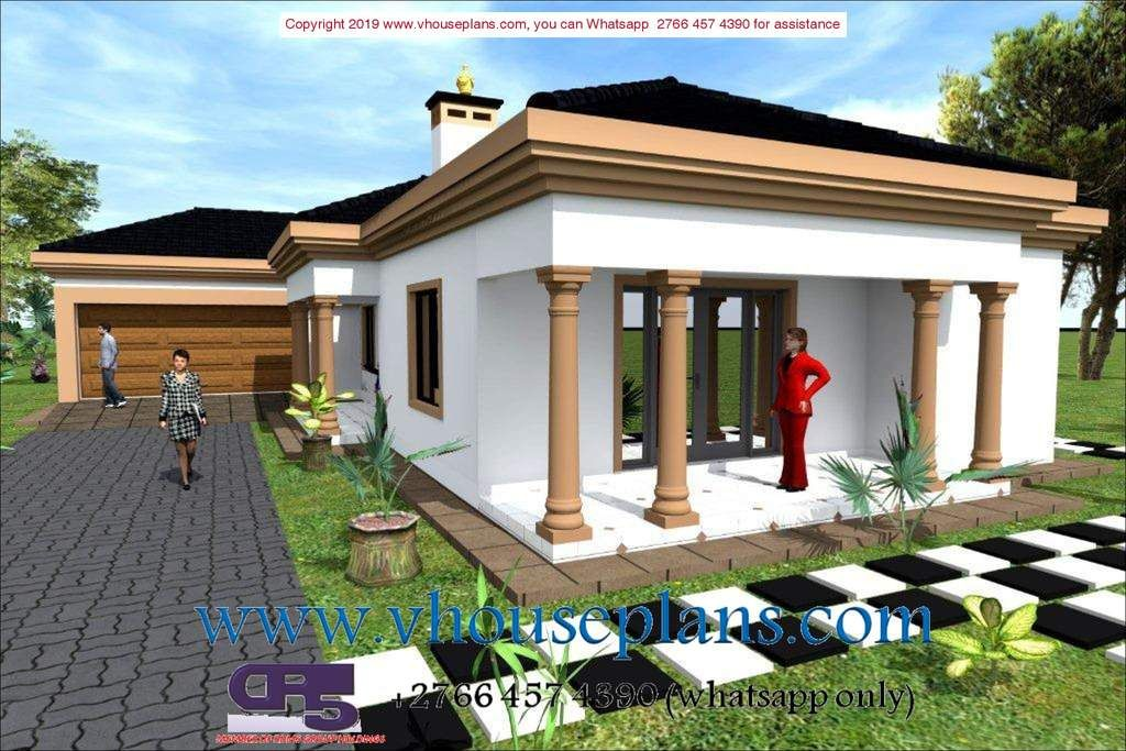 A w1396 in 2020 Bungalow house design, Building costs