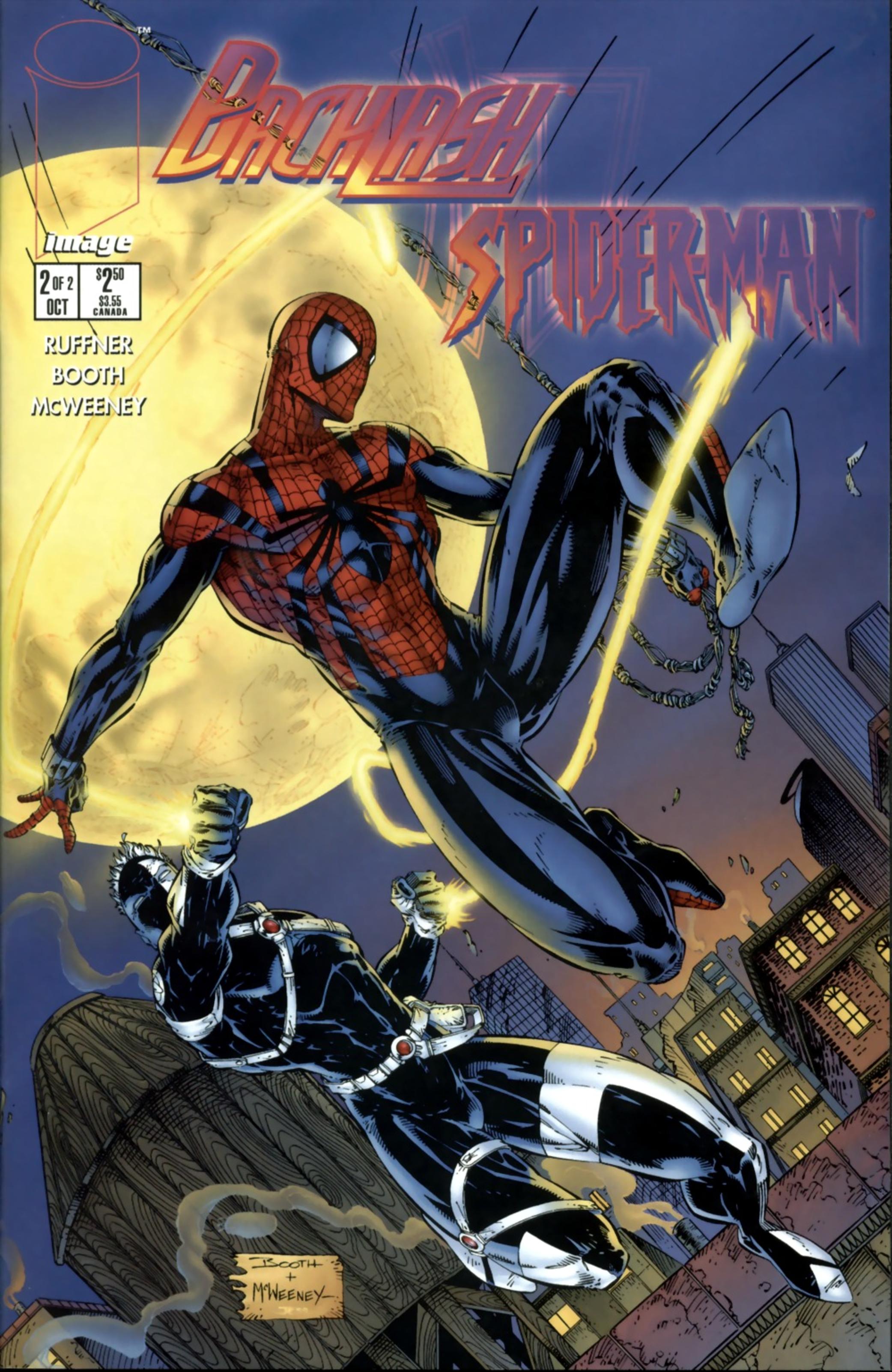 Backlash comic image comics inc backlash and spider man - Marvel spiderman comics pdf ...