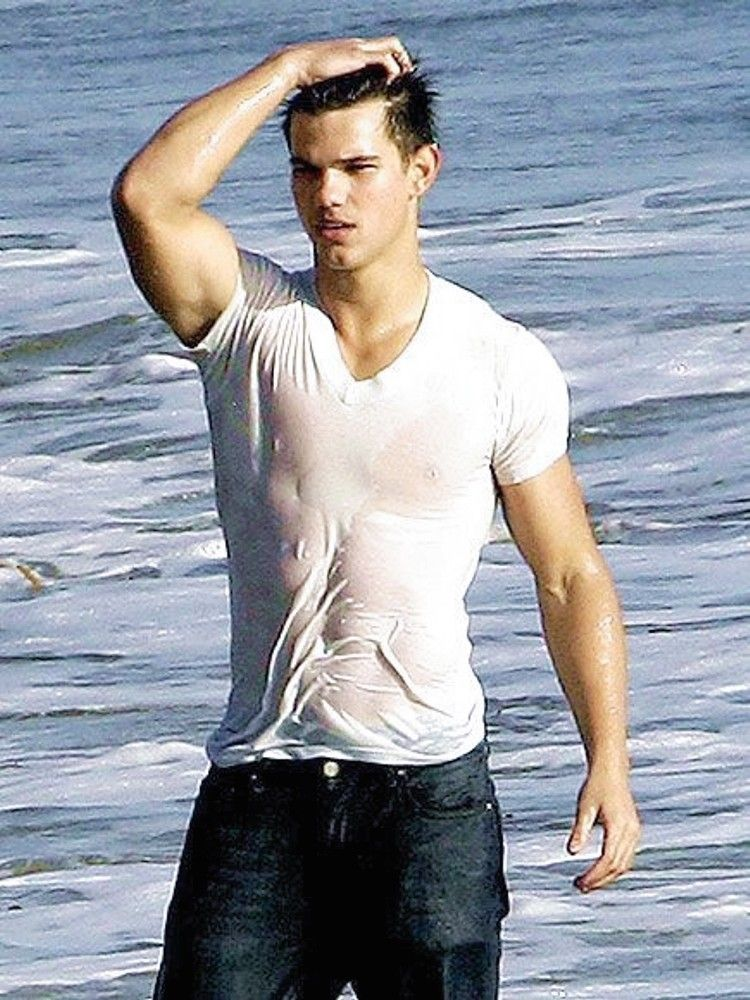 Taylor Lautner | Flex Sexy in 2019 | Taylor lautner ...