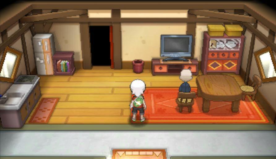 Come aprire la porta chiusa a Verdeazzupoli in Pokémon Rubino Omega e Zaffiro Alpha