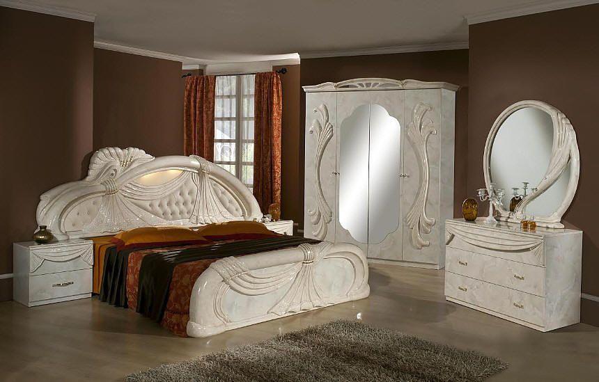 Italienische Möbel Schlafzimmer Set Schlafzimmermöbel