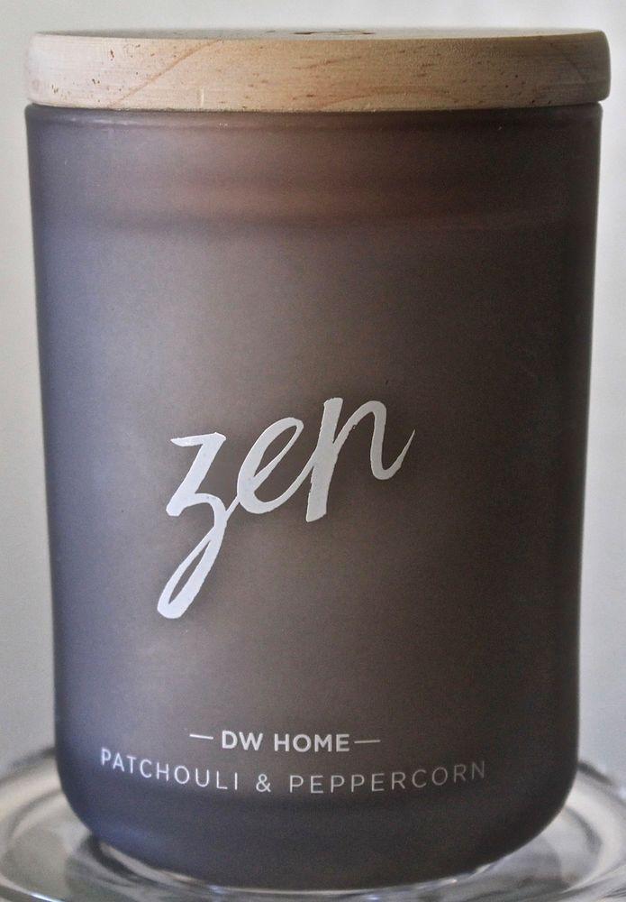 Dw Home Candle Zen Patchouli Peppercorn 1 Wick 7 41oz Soy Wax