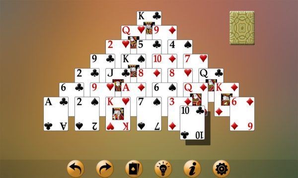 Pyramid Solitaire Strategy How To Play Pyramid Pyramid Solitaire