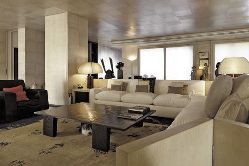 A casa di… Armani More Interiors and Living