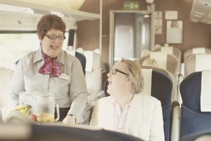 East Coast Mainline: reviewing £7m ad account