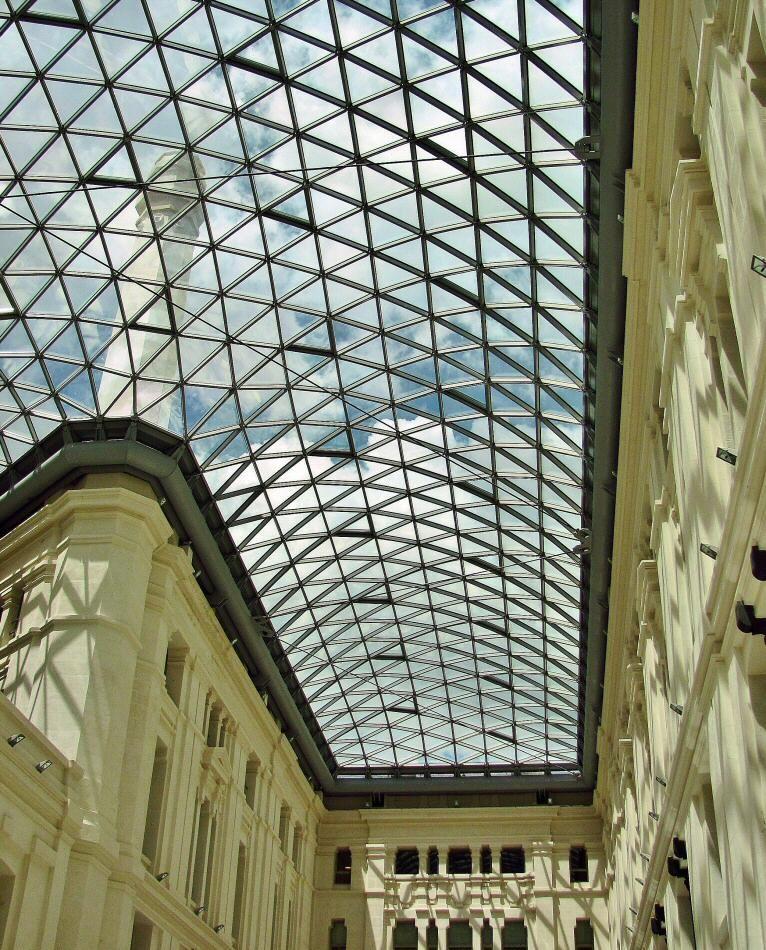 Galeria De Cristal Del Palacio De Cibeles Espacio De Celebraciones Y Eventos Avec Images