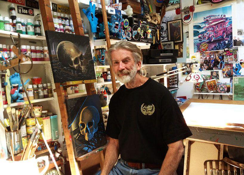 Jim Phillips -  Santa Cruz