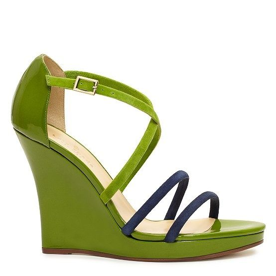 Wedding Shoes, Shoes, Navy Wedges