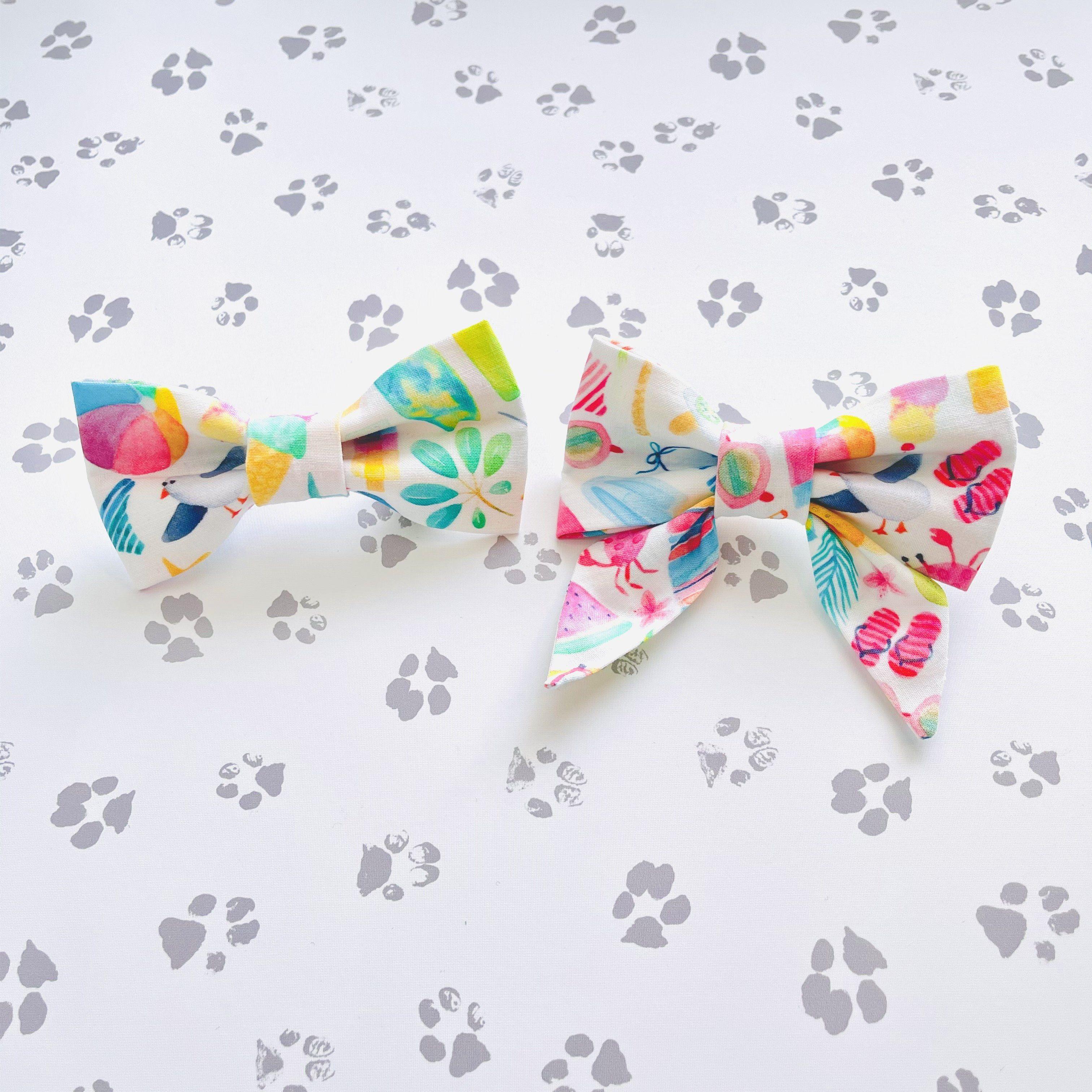 Summertime Bow Tie - Medium