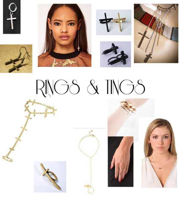 """""""Crucifications"""" by yiunam on Polyvore"""