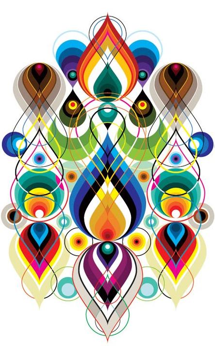 Matt W. Moore / Rorschach poster