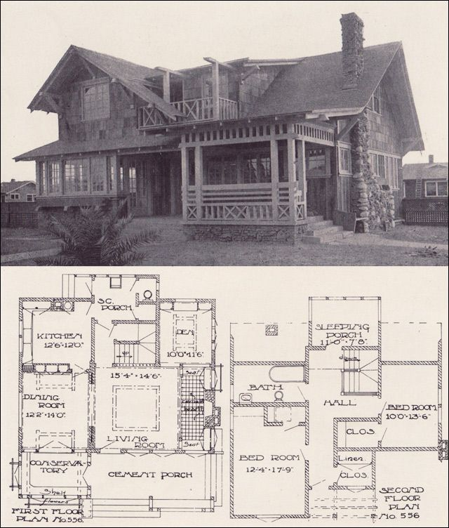 1912 Swiss Chalet Style Bungalow Los Angeles Investment pany Designed by Ernest McConnell