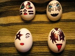 Diffe Cool Easter Egg Designs Salad Tie Dye A Winning Combination Of Ideas