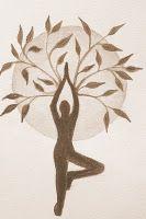 Tree Pose Namaste Yoga Yoga Poses Fitness