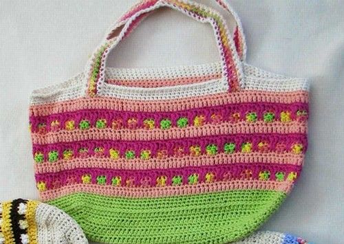 Crochet Bags Free Patterns Crochet For Beginners Crocheting