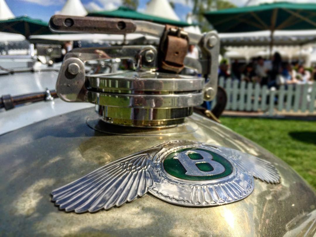 Iconic driving spirit in Rastede! #bentley #forsale #classic #prewar ...