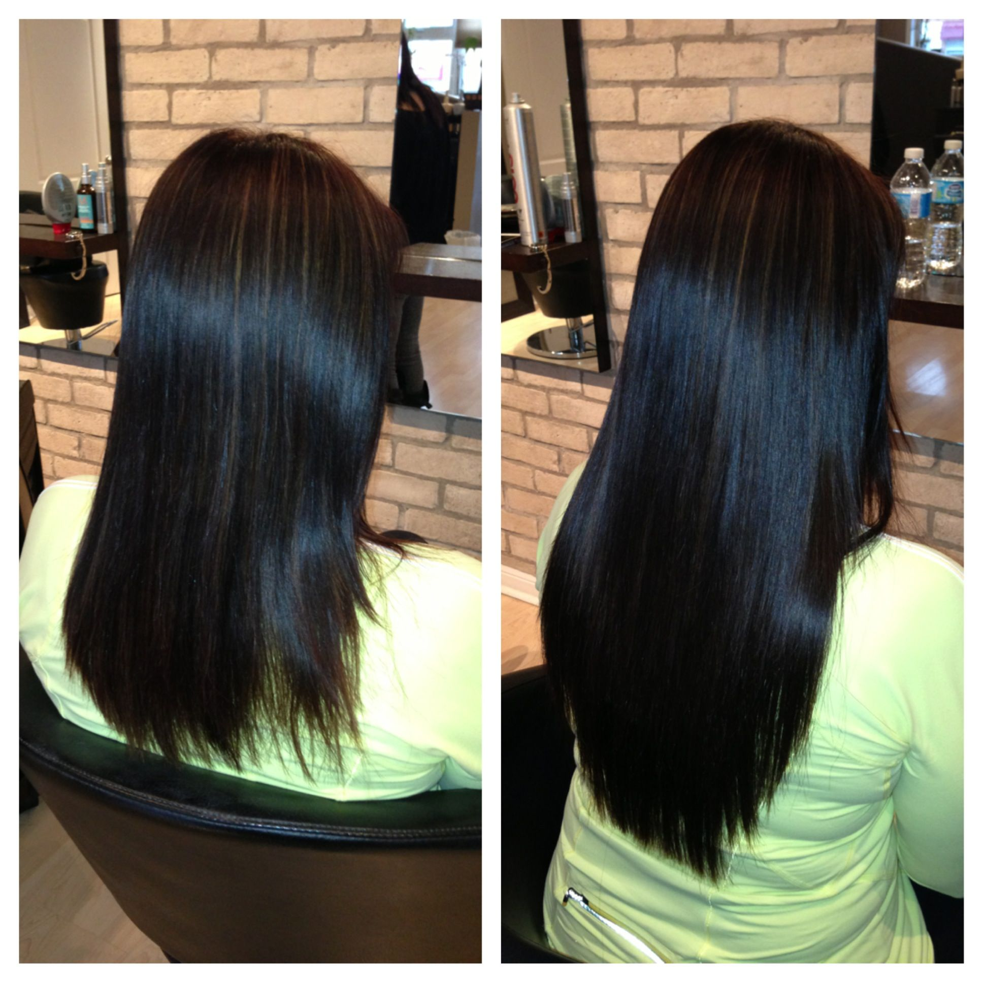 Before after fusion extensions mjs hair portfolio before after fusion extensions pmusecretfo Image collections