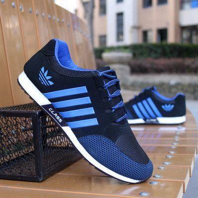 zapatillas casual adidas hombre