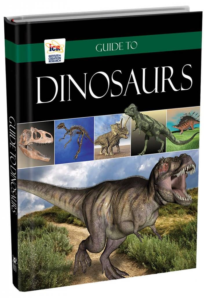Guide to Dinosaurs, by Institute for Creation Research