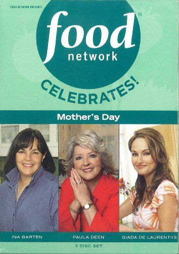 food network celebrates mothers day a blast gifts