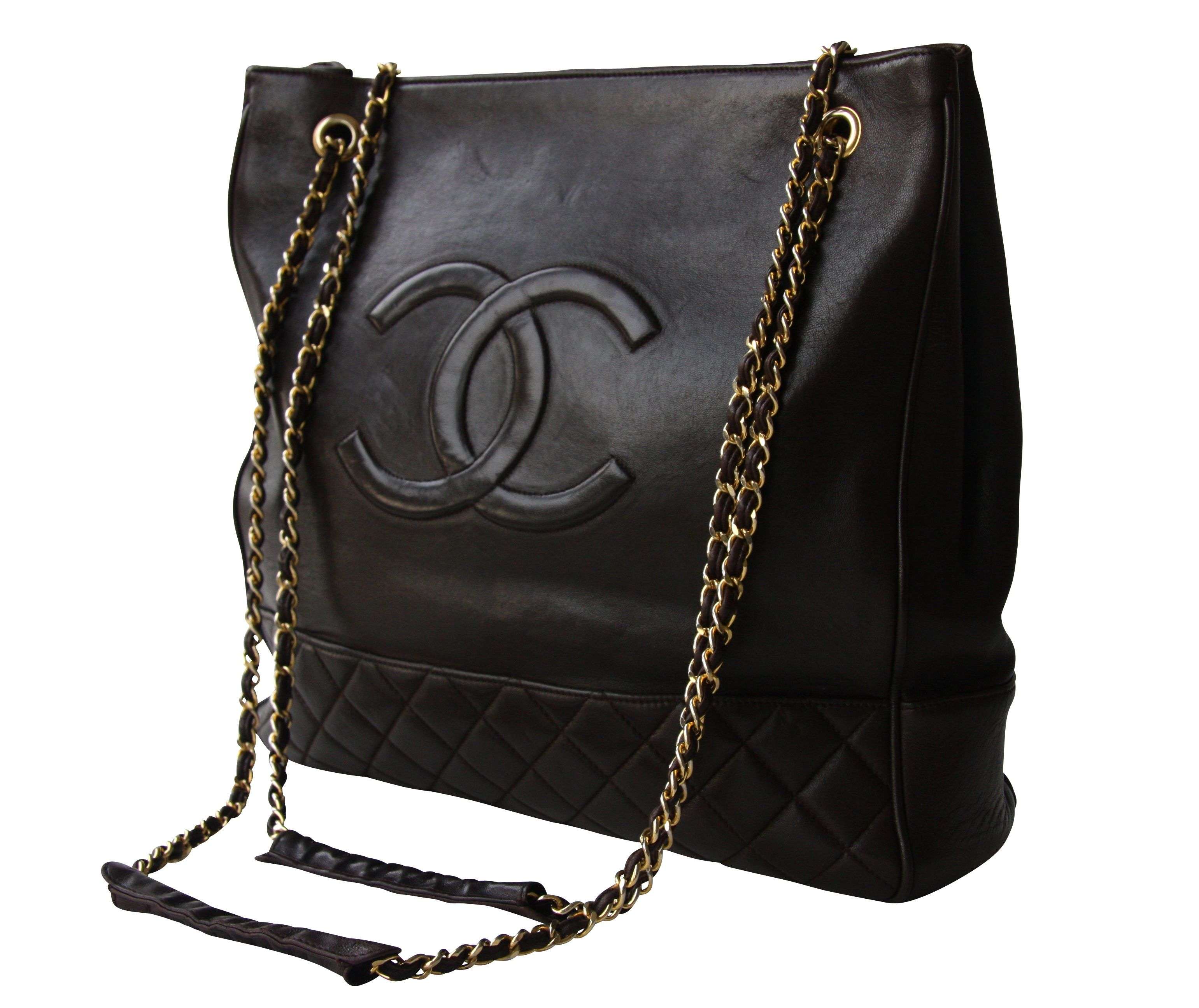 Chanel Handbags | Three absolutely stunning Vintage Chanel bags available in Nina Polli ...