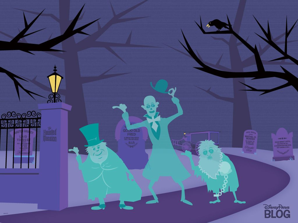 Want An Early Halloween Treat From Disney Parks Download Our