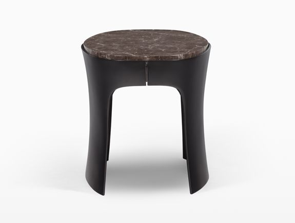 Charming CASTE Design For HOLLY HUNT, Bitterroot Side Table