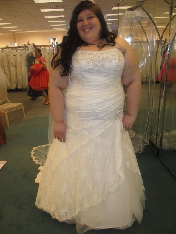 Custom Plus Size Wedding Gowns For Fuller Figured Women By Darius Bridal