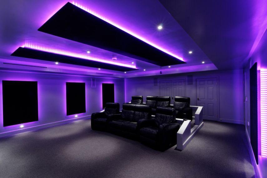 The Pool House Cinema Cedia Home