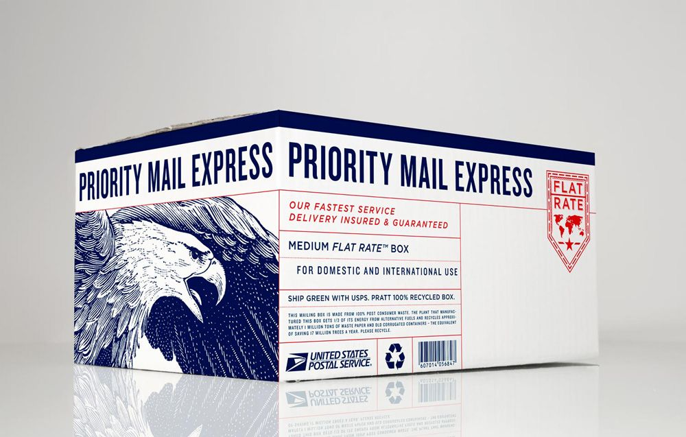 This Is Quite The Improvement For The Usps Via Ucllc With